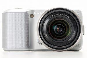 Sony Nex 3 mirrorless system compact