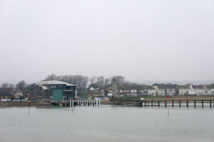 Shoreham RNLI and Lighthouse