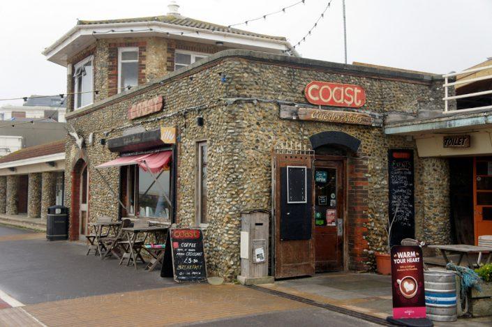 Day 1 - Coast cafe, Worthing