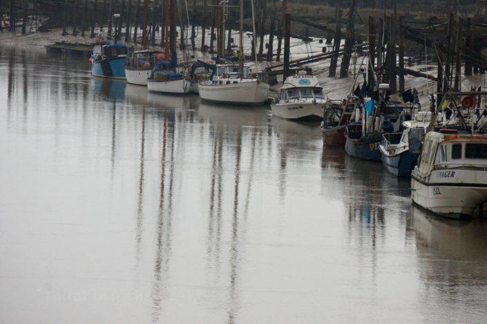 Day 1 - Littlehampton Marina on the river Arun