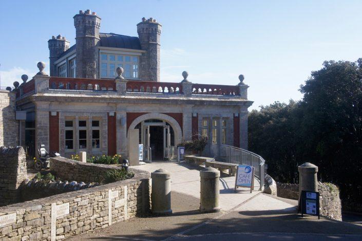 Day 9 - Durlston Castle