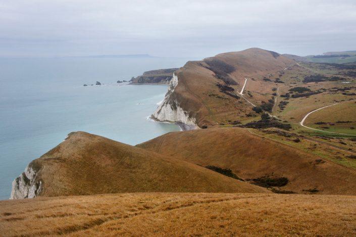Day 10 - Lulworth Ranges towards Lulworth Cove