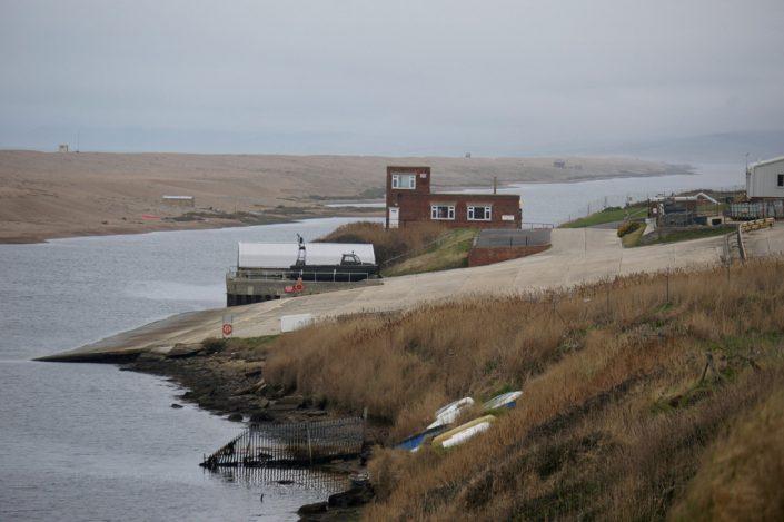 Day 11 - Military base, Fleet lagoon and Chesil Beach