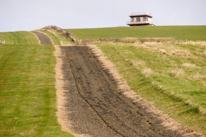 Day 11 - Horse racing sand track, Fleet lagoon