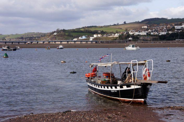 Day 15 - Teignmouth Shaldon ferry.