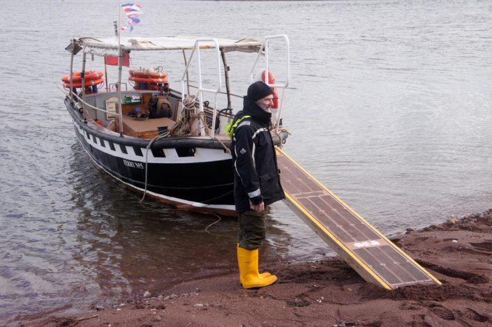 Day 15 - Teignmouth Shaldon ferry