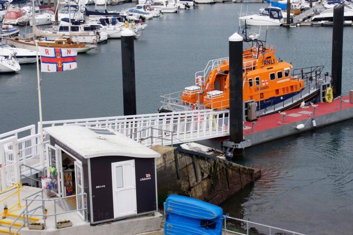 Day 16 - Brixham RNLI lifeboat