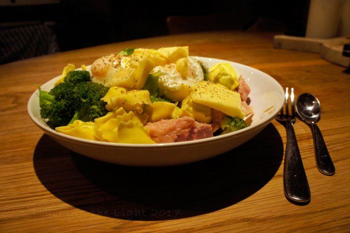 Dinner at South Huish