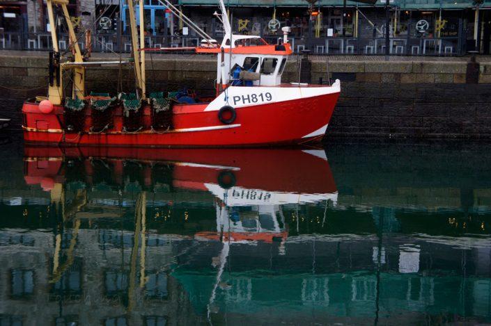 Fishing boats, Barbican, Plymouth