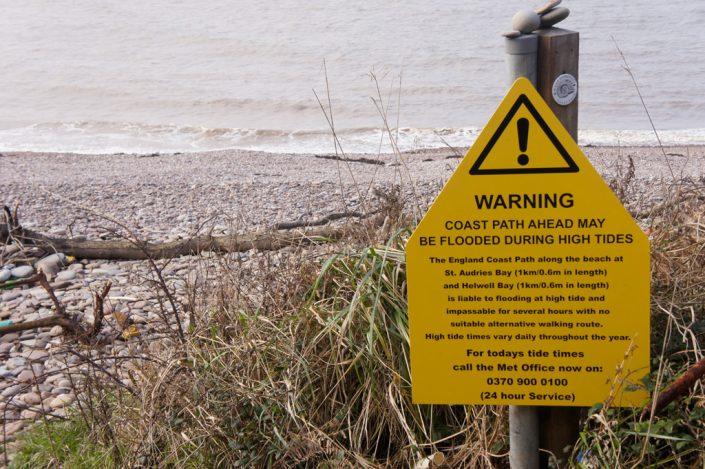 Tide Warning