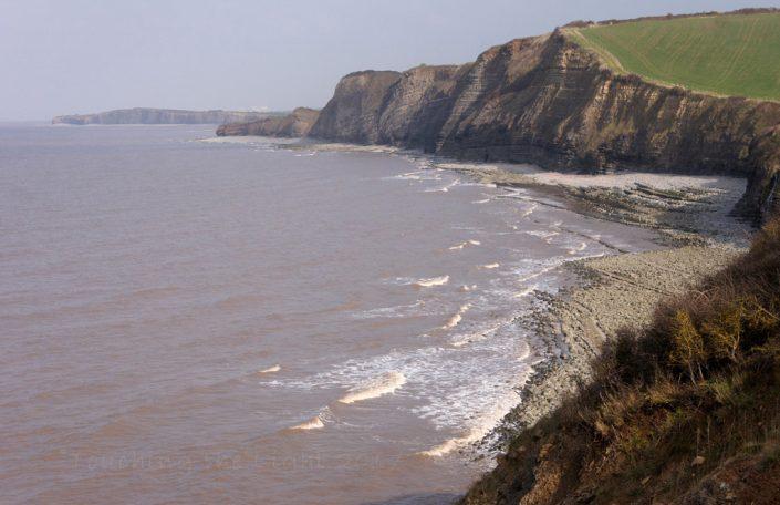 Somerset Coast near East Quantoxhead