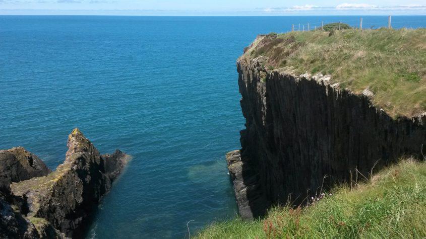 More than vertical cliffs