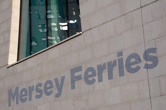 Mersey Ferries building, Liverpool