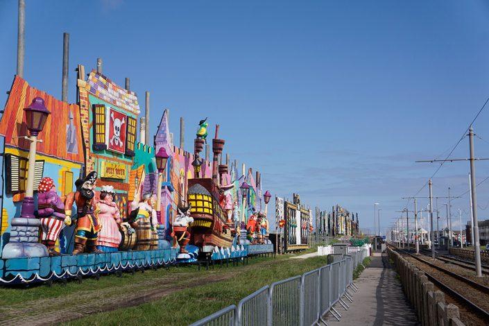 Day 63 - Blackpool illuminations