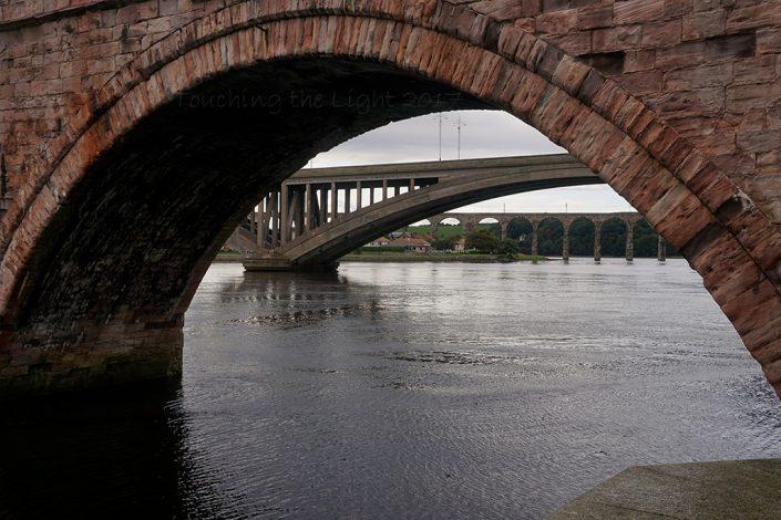 Berwick Bridges, Berwick upon Tweed,