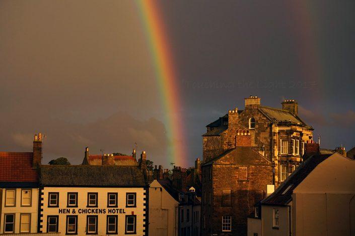 Rainbow, Berwick upon Tweed