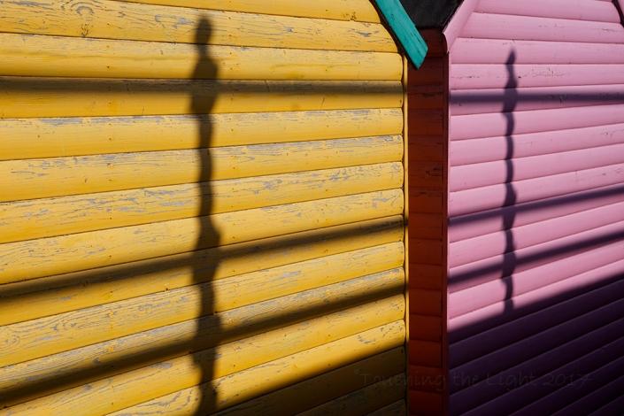 Day 99 - Beach huts, Herne Bay