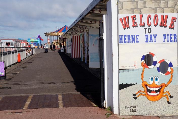 Day 99 - Herne Bay Pier