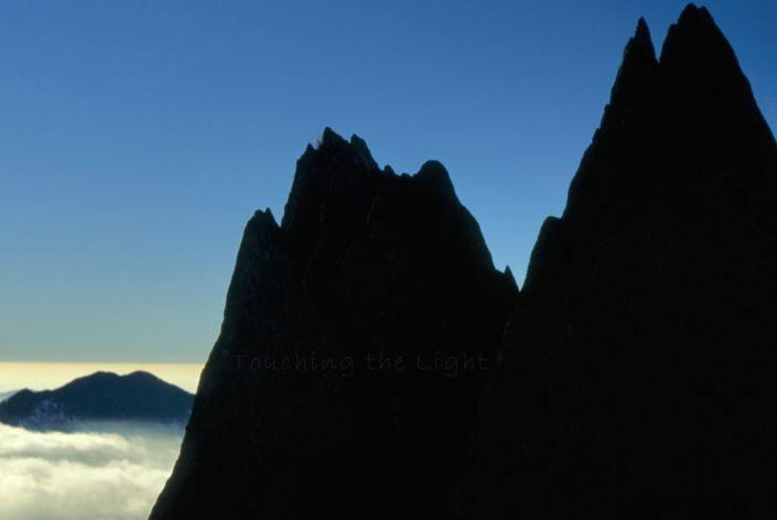 Twin Peaks of Castell y Gwynt, Glyders, Snowdonia National Park