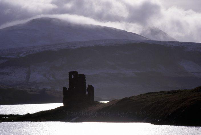 Ardvreck Castle, Loch Assynt, Scottish Highlands