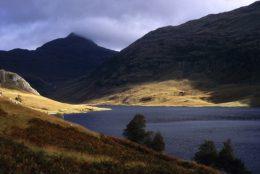 Luinne Bheinn and Gleann an Dubh Lochain, Knoydart, Scottish Highlands