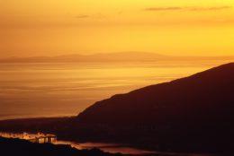 Mawddach Estuary from Llynau Cregennan, Snowdonia National Park