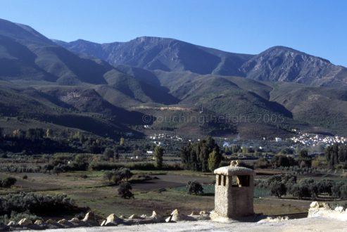 2005_406135 Sierra de Lujar from Tijola
