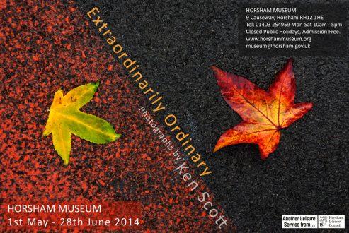 Extraordinarily Ordinary - Horsham Museum 2014